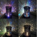 Star Ceiling Projector Night Light