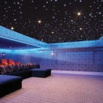 Star Lights in Ceiling