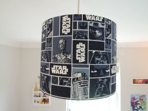 Star Wars Ceiling Light