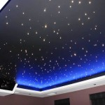 Stars on Ceiling Night Light