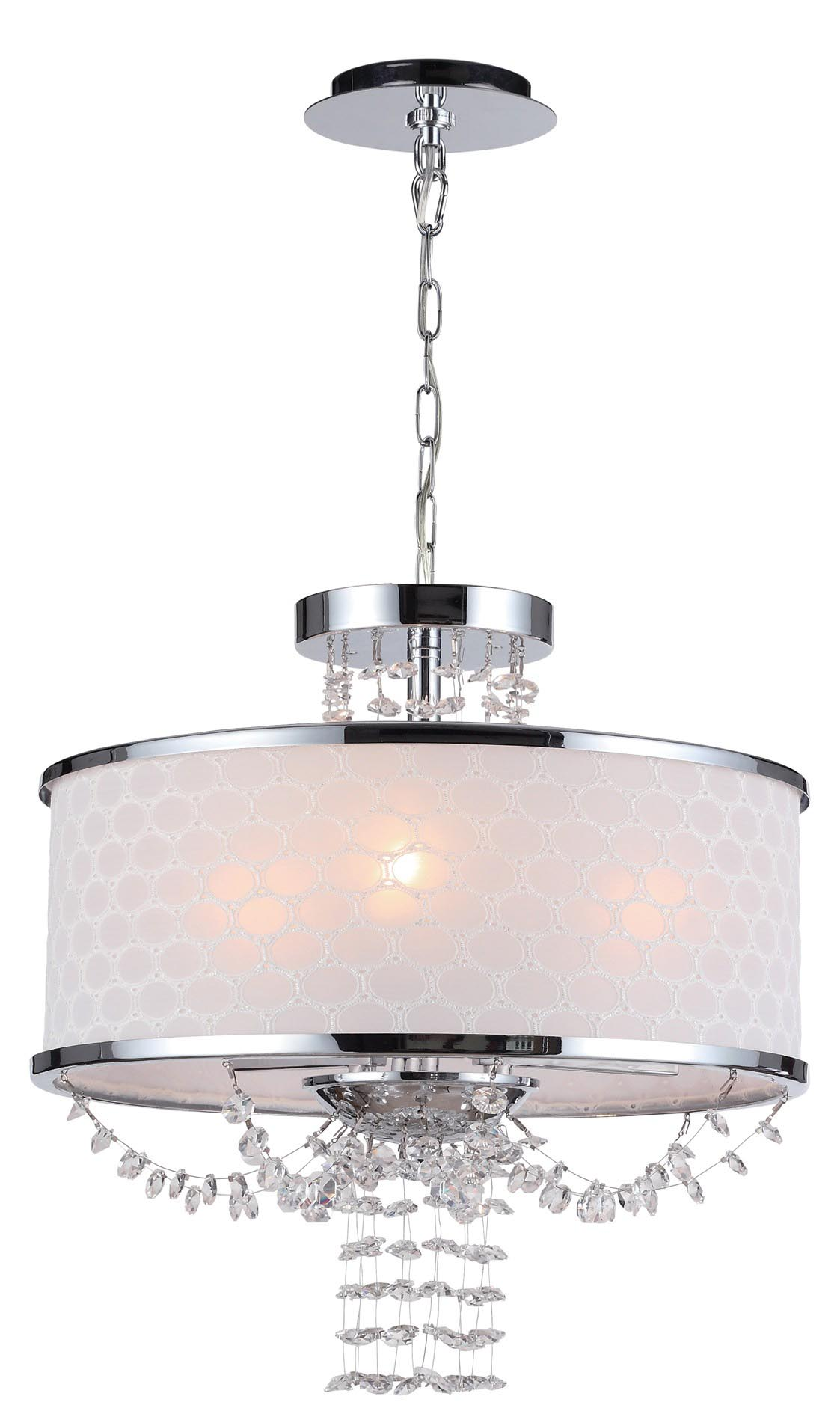Swarovski Crystal Mini Chandelier