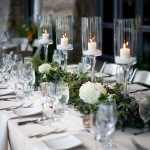 Tall Candle Holder Centerpieces