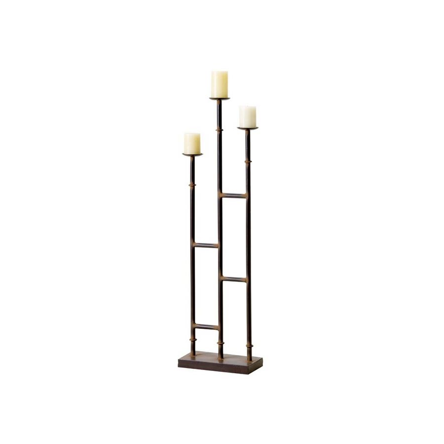 Tall Floor Candle Holder