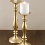 Tall Floor Pillar Candle Holders