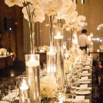 Tall Glass Candle Holders Centerpieces