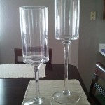 Tall Pillar Candle Holders