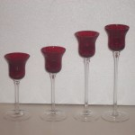 Tall Votive Candle Holders