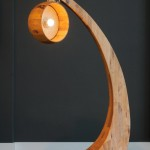 Traditional Wooden Floor Lamps