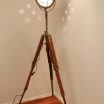 Tripod Nautical Floor Lamps