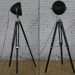 Tripod Studio Floor Lamp